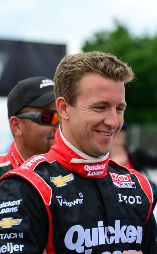 A.J. knows it's unlikely he'll be in the #51 car by the end of this season, much less next season