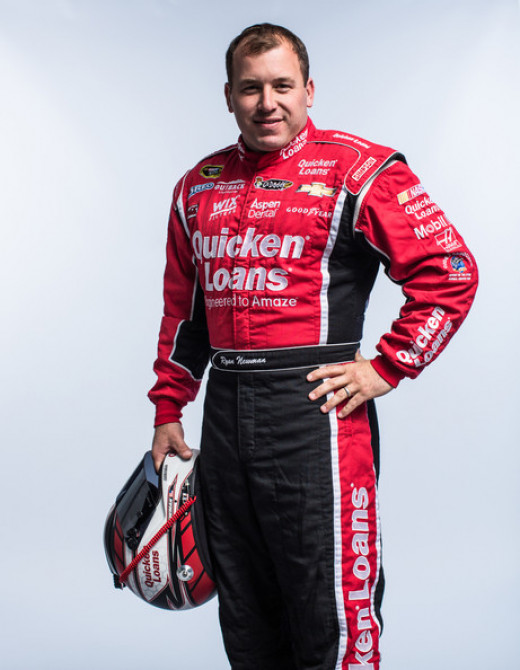 Quicken Loans returned for a second season on Newman's car and has increased ads involving him. Will they follow to another team?