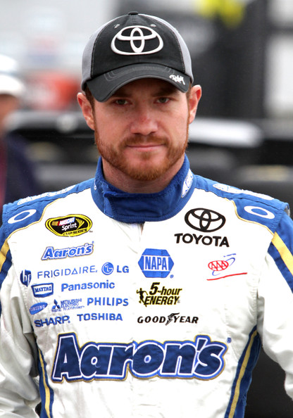 A win in New Hampshire may have sealed the deal for Brian Vickers