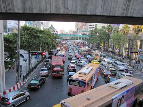 Familiar Traffic Jam