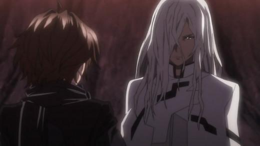Shu confronting the resurrected Gai
