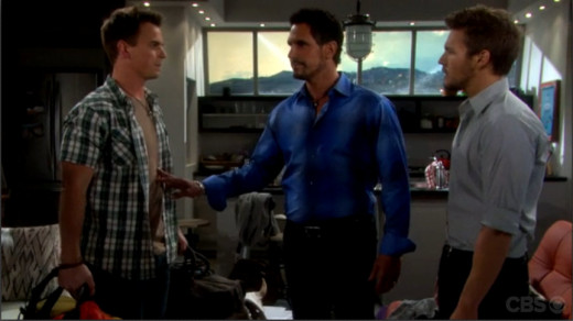 Liam and Bill convince Wyatt he should get to know his new family