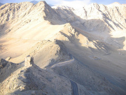 Tourist attractions of Ladakh; the Land of High Passes or Little Tibet in Jammu & Kashmir