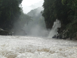 Four Hours of Crossing the Rapids in Upper Mahakam River