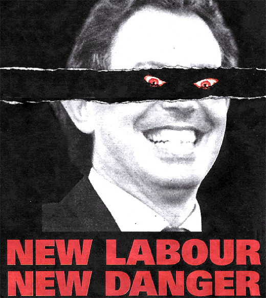 The election of New L abour