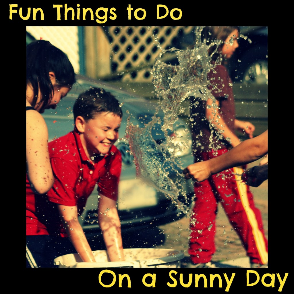 Lists Of Fun Things To Do On A Sunny Day (for Under $10