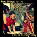 Lists of Fun Things to Do on a Sunny Day (for Under $10!)