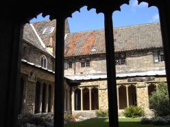 St Helen's, Bishopgate, Norwich