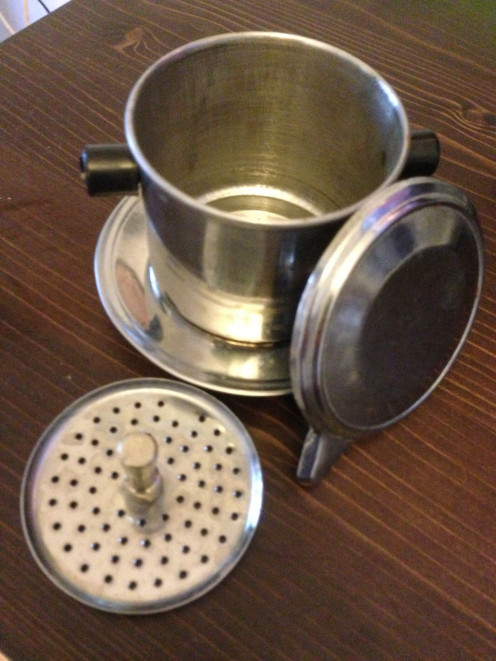 The Coffee Filter