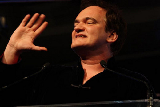 Quentin Tarantino will dismember the bad guy.  You can count on it.