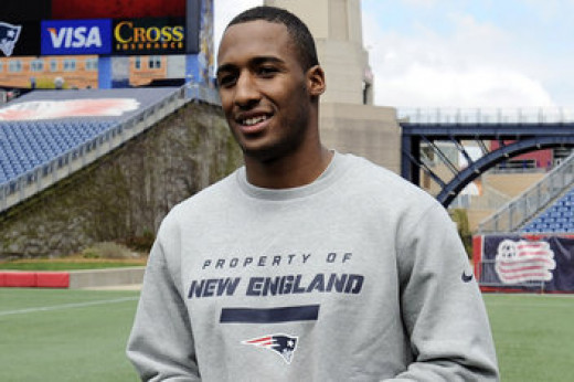 Logan Ryan could end up starting, or playing a big role, in the Patriots' secondary this season.