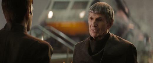 Spock Prime (Leonard Nimoy)