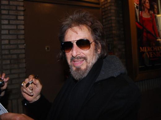 Actor, Al Pacino