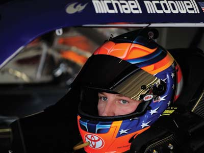 Michael McDowell has run virtually every race on the schedule yet sits only seven points ahead of Michael Waltrip's three race effort