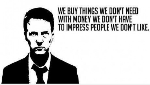 Another quotation from Fight Club