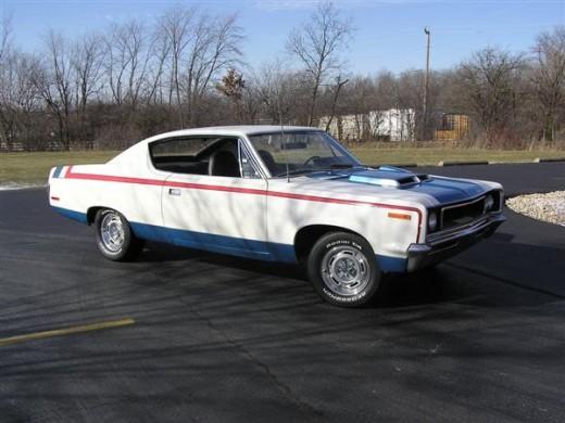 "1970 AMC Rebel ""The Machine"""