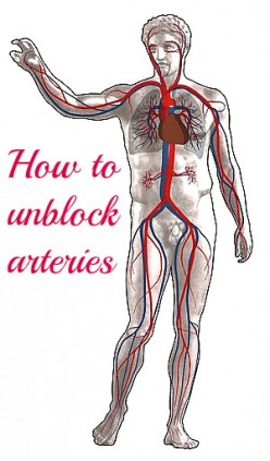 How to Unblock Arteries With Garlic, Ginger, and Lemon