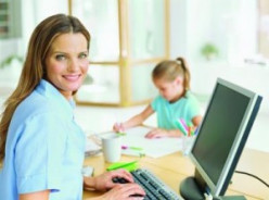 How to Start a Work at Home Secretarial Business