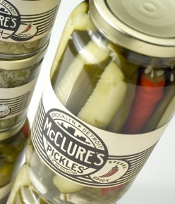The Best Spicy Gourmet Pickles