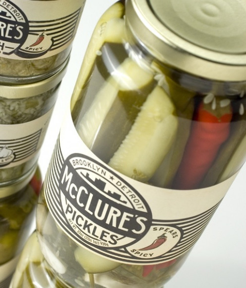 McClure's are the best spicy pickles overall.