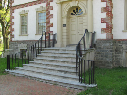 Mount Pleasant's Front Steps