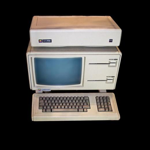 The Apple Lisa.