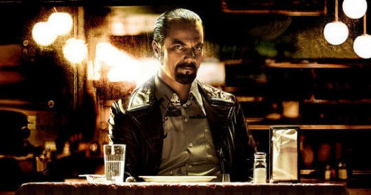 """from the movie """"The Iceman"""", Kuklinski is played by Michael Shannon"""