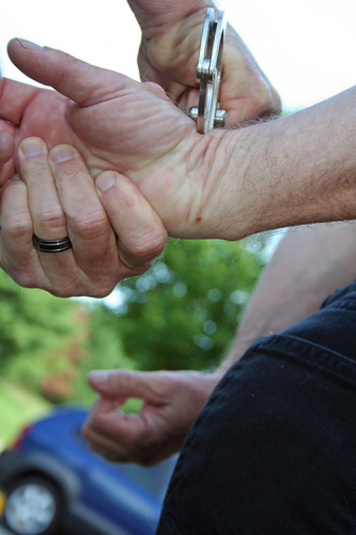Apply first cuff from John  flickr.com