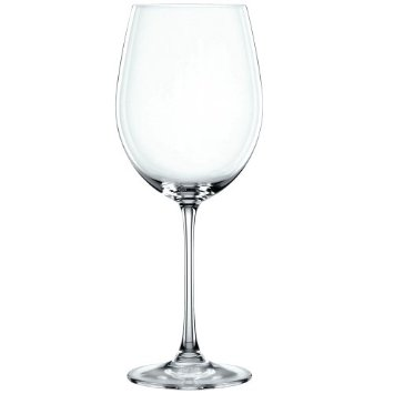 A Red Wine or Bordeaux Glass