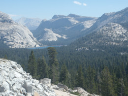 Tenaya Lake, Yosemite National Park.