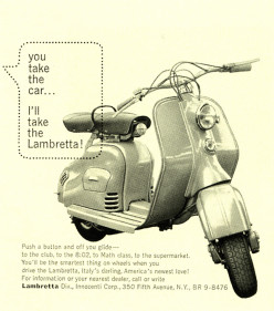 The Lambretta Vendetta