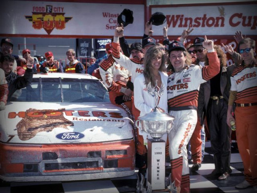 Alan Kulwicki's 1992 Winston Cup title was the last time a single car operation was the champion