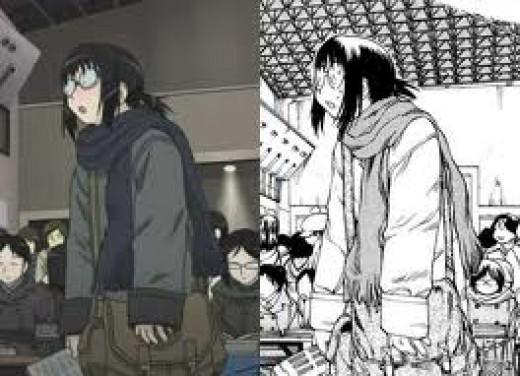 Anime vs. Manga