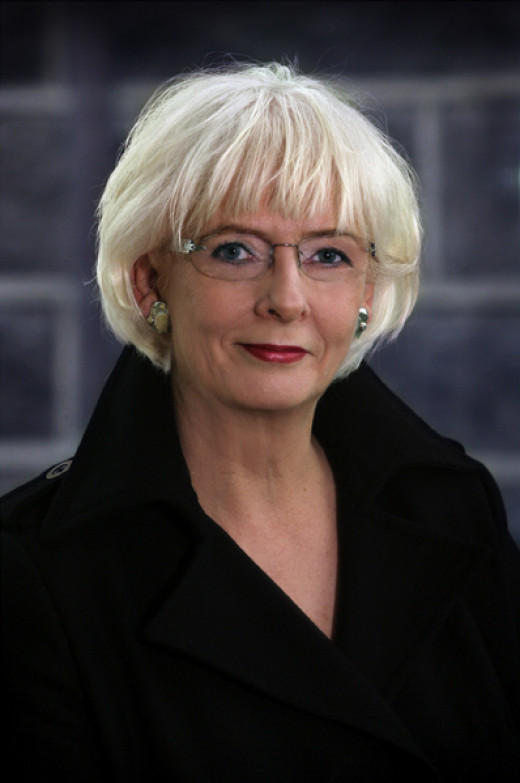 Official Portrait Johanna Sigurdardottir