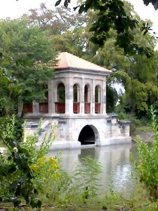 Birkenhead Park - 'The Boathouse'