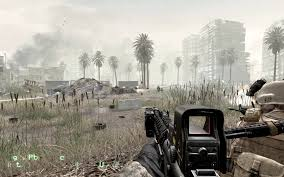 Modern Warfare Game play