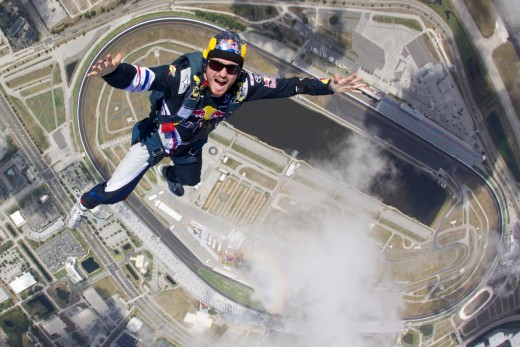 Red Bull's reputation for extreme sports let Vickers live life at the edge