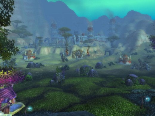 Large view of Warsong Gulch