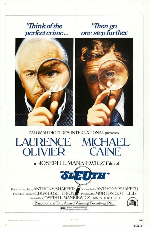 Original Sleuth Poster