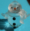 The snowman figure ~ Overcoming a negative self-image from youth.