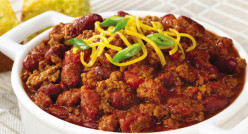 Crock Pot Two Bean Chili