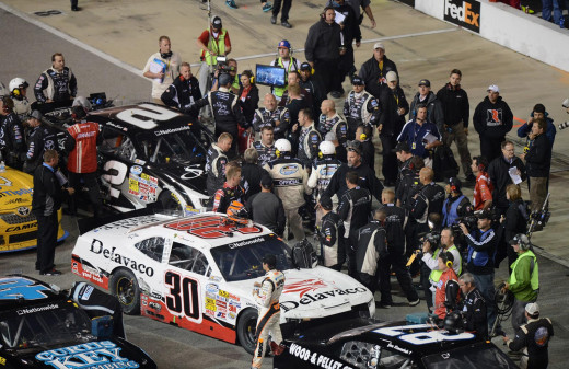 The Nationwide series can create its own compelling identity and rivalries if given the chance