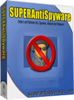 SUPERAntiSpyware Box