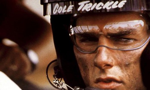 "NASCAR's feuds at one point were compelling enough to be the plot of the motion picture ""Days of Thunder"""