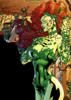 Poison Ivy Costume History