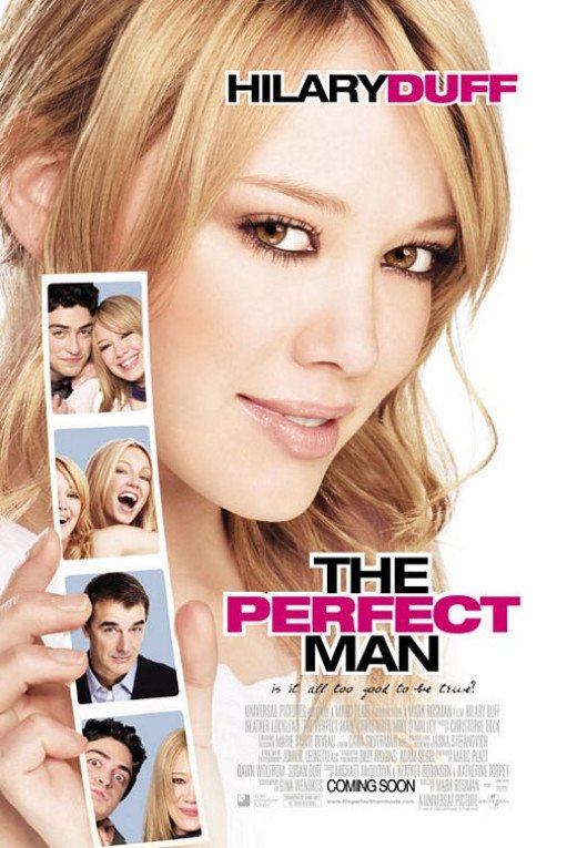 The Perfect Man Poster #2