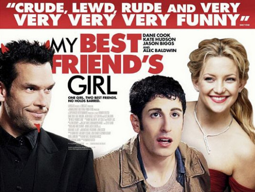 My Best Friend's Girl Poster #2