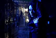 Sarah Brightman as the beautiful Blind Mag