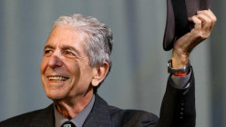 I Should Go To A Leonard Cohen Concert Before...