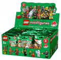 Lego Minifigures Series 11 - Release Date, Bump & Dot Codes
